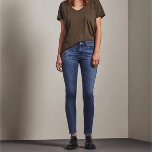 AG The Legging Ankle Super Skinny Jean